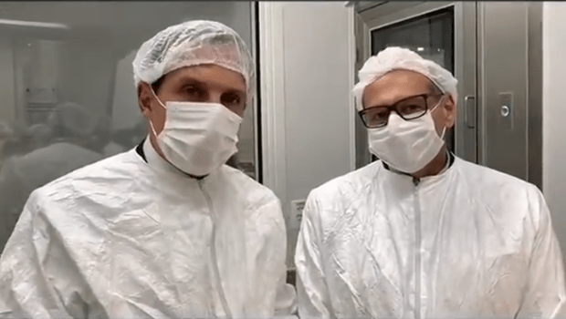 São Paulo anuncia produção de vacina contra coronavírus