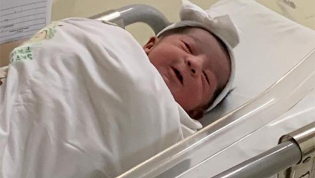 Bebês recebem registro biométrico em Goiânia