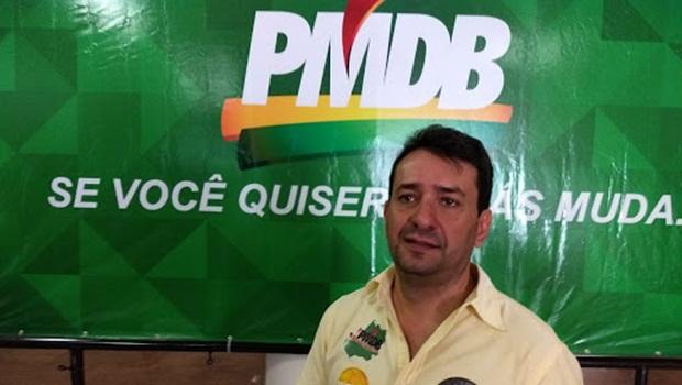 Carlos Júnior - Foto Divulgação MDB