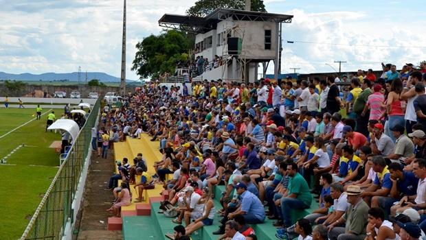 Liminar impede construção de CT do Iporá Esporte Clube com verba pública