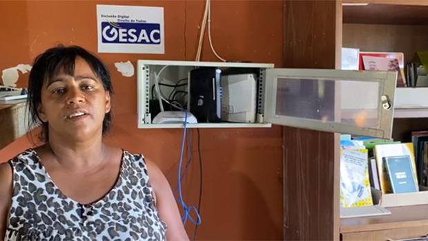 Programa beneficia 1,8 mil goianos de assentamentos rurais com acesso à internet
