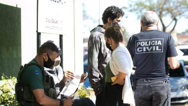 Amigo de estudante picado por Naja é preso suspeito de obstrução de provas