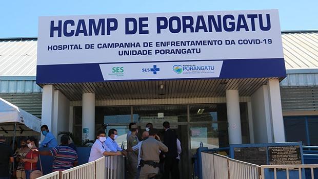 Moradores de Porangatu cobram investimentos no enfrentamento a Covid-19