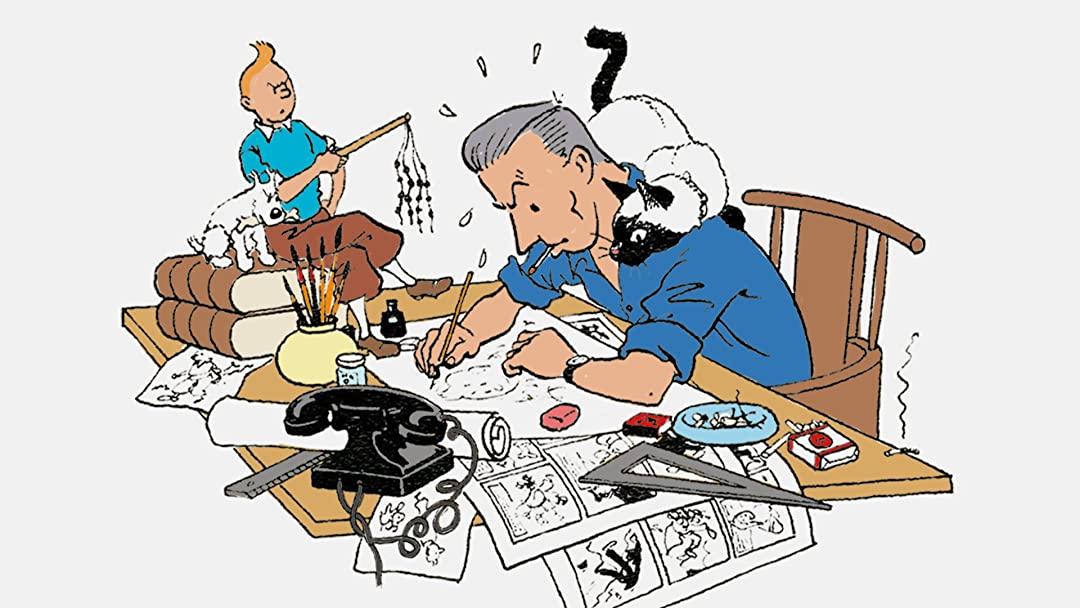 """Hergé, criador de Tintin, foi """"agente"""" dos comunistas chineses?"""