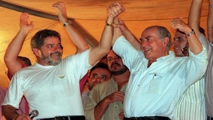 Frases de Leonel Brizola sobre os goianos e sobre Lula da Silva