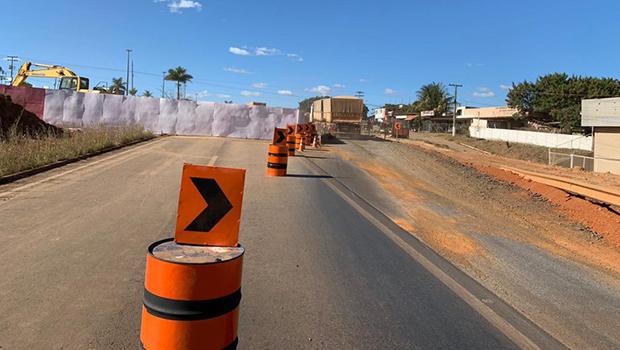 Ministério da Infraestrutura libera R$ 246 milhões para obras em Goiás