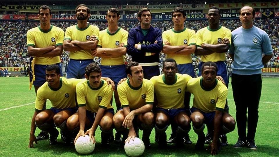 O volante que parou e provocou expulsão de Pelé