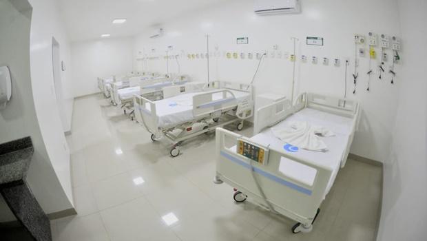 Em 10 dias, governo estadual ativa mais 62 leitos exclusivos para o tratamento da Covid-19