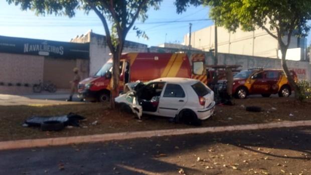Goiás é quarto em número de acidentes no Brasil, diz levantamento