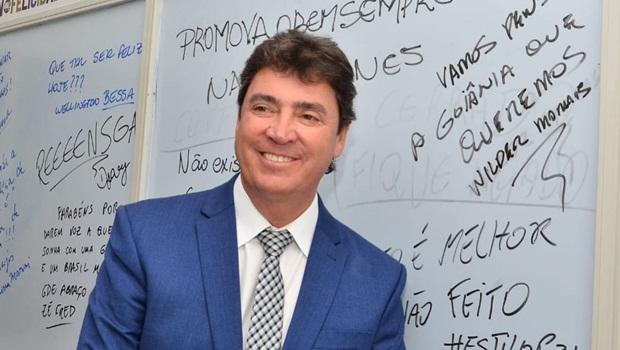 Wilder Morais é cotado para ser suplente de Henrique Meirelles