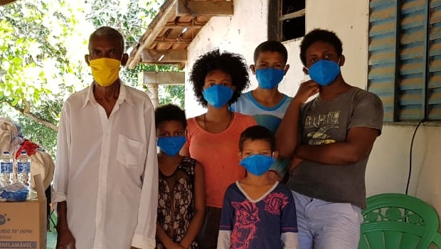 Mais de 50 comunidades quilombolas receberam assistência do governo