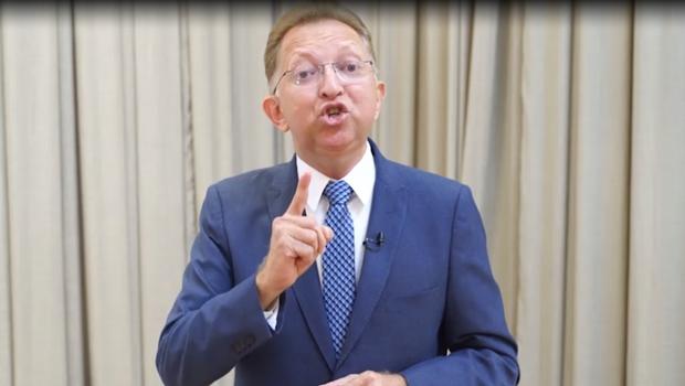 """""""Prevaleceu a Justiça"""", diz João Campos ao comentar liminar que garantiu funcionamento de sua igreja"""