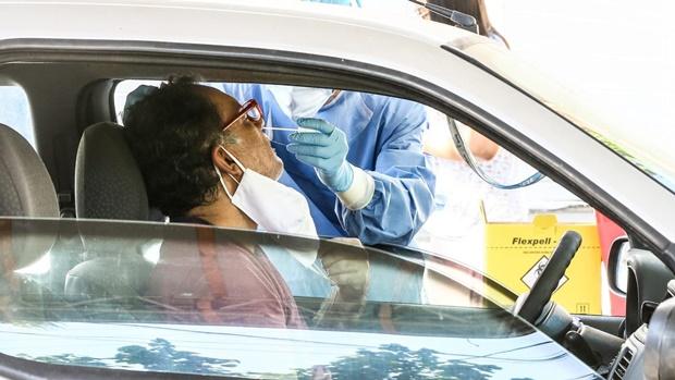 Testagem em massa para Covid-19 em Goiânia tem 14,12% de resultados positivos