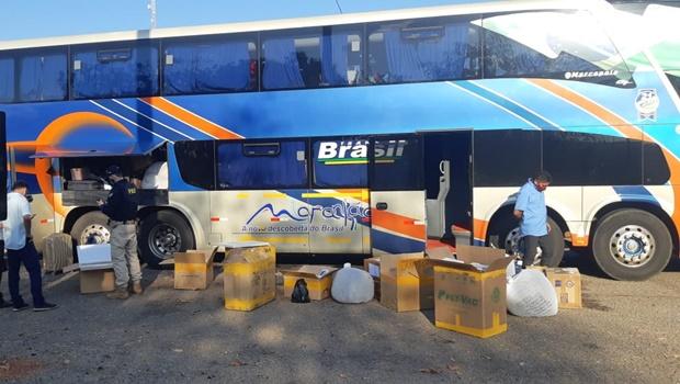 Explodem o contrabando e as falsificações em Goiás