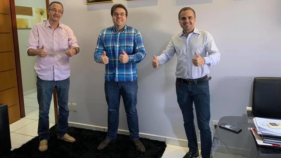 Vereador diz que candidatura de Joaquim Guilherme Filho em Caldas Novas é irreversível