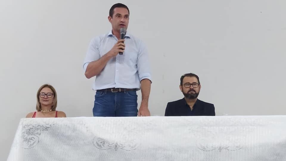 Governismo aposta tudo na campanha de Tiago Mendonça em Morrinhos