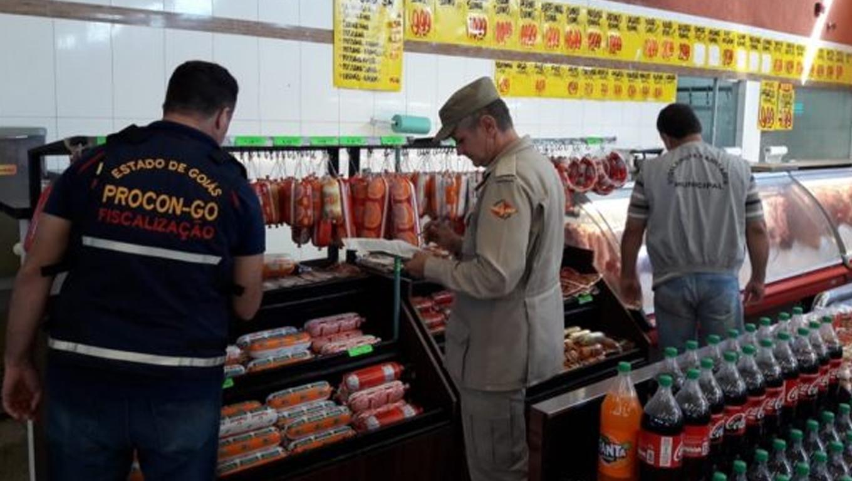 Supermercados serão alvos de Vigilância Sanitária nesta semana