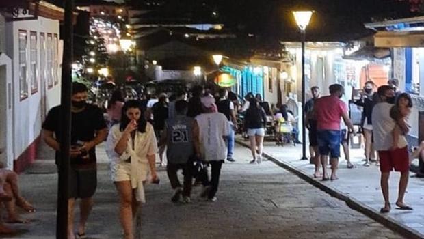 Prefeitura de Pirenópolis proíbe banho de rio dentro do perímetro urbano