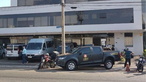 Gaeco deflagra operação que apura irregularidades na Afipe
