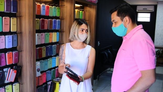 Aparecida de Goiânia registrou mais de 1,7 mil novos empreendimentos em três meses de pandemia