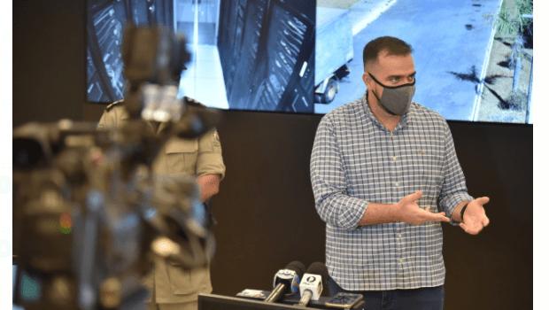 Aparecida inaugura Centro de Inteligência Tecnológica com reconhecimento de face