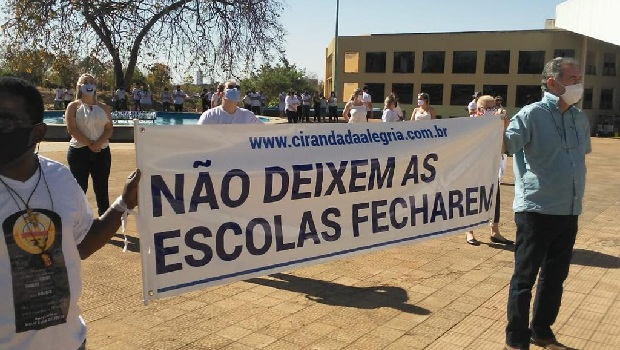 Rede privada de educação infantil em Goiânia registra até 100% de matrículas canceladas e gestores pedem socorro