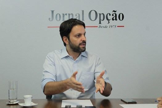 Baldy diz que coloca Progressistas à disposição do Governo de Goiás