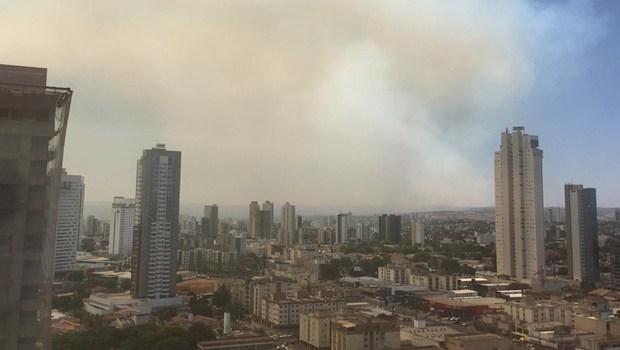 Focos de incêndio crescem 7% no país, mas Goiás se mantém estável