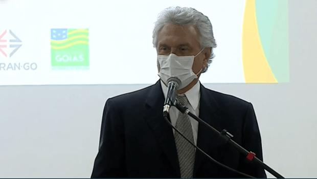 Caiado anuncia abertura de inscrições para CNH Social