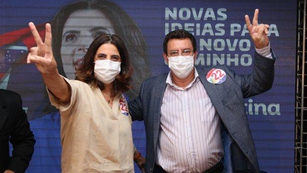 TRE suspende tempo de rádio e TV do Partido Liberal em propaganda de Maguito