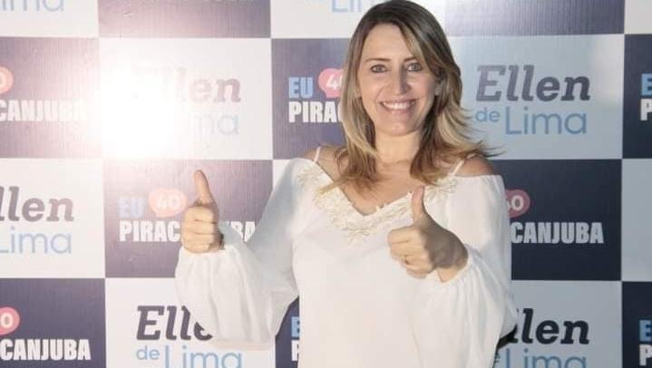 Amauri Ribeiro banca Ellen Lima para prefeita de Piracanjuba