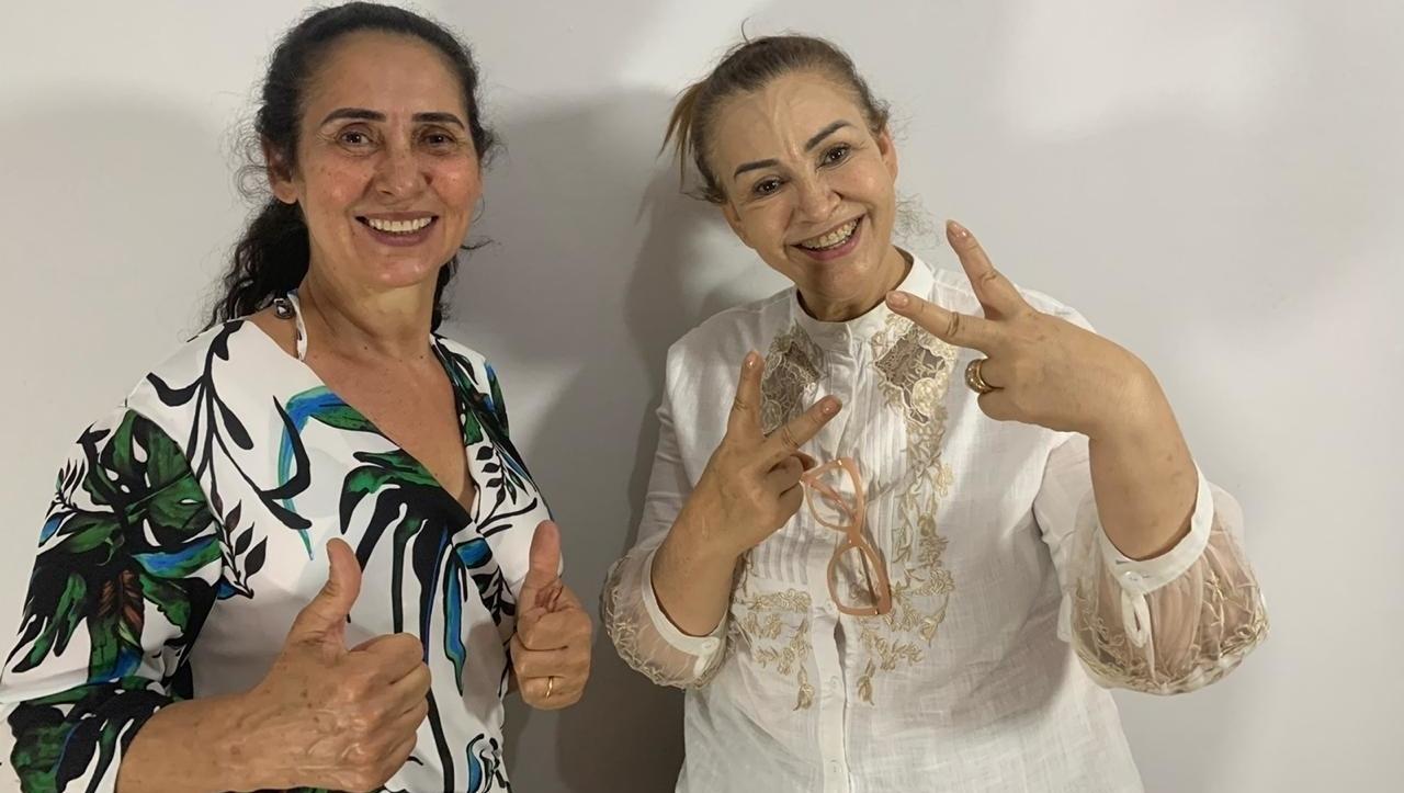 Sirlene Borba e Agmar Ribeiro vão terçar força contra um padre em Rubiataba