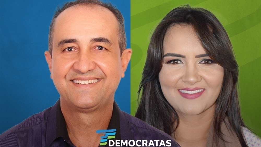 Toninho Camargo terá Luciana Cabral como vice na disputa pela Prefeitura de Santa Terezinha