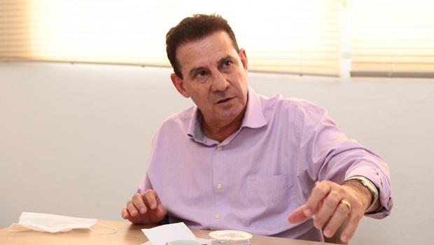 """""""Eu não defendo corruptos"""", insiste Vanderlan Cardoso"""