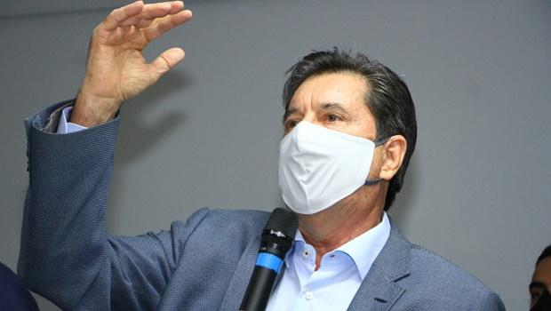 Maguito Vilela é internado para tratamento de Covid-19