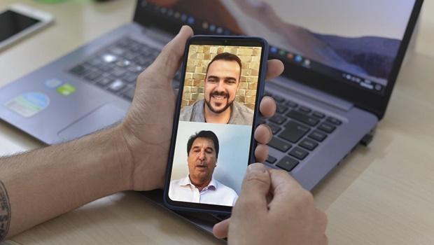 Maguito e Mendanha discutem parceria administrativa e inovação tecnológica