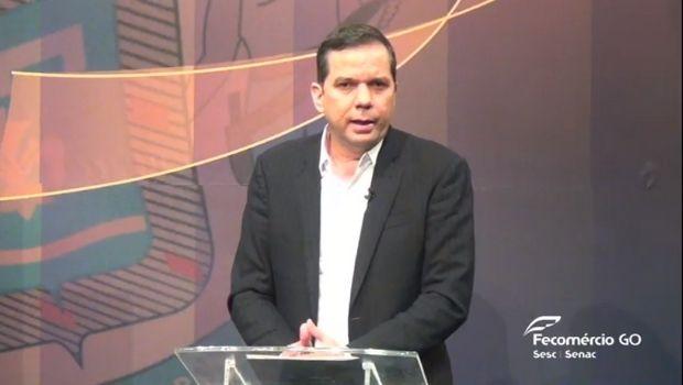 Se eleito, Alysson Lima diz que não haverá mais aumento de impostos em Goiânia
