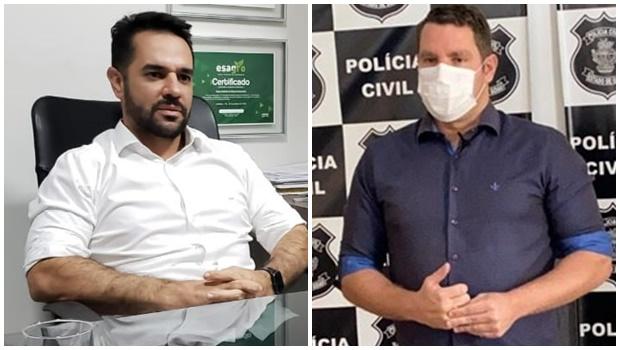 Aliança entre MDB e PSDB  em Goianésia lança candidatura de Pedro Gonçalves e Marco Antônio na vice