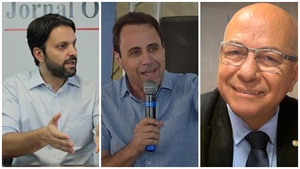 Baldy fará intervenção no diretório do PP de Aparecida e apoiará Veter na disputa