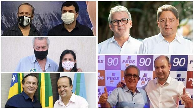 Confira a lista de candidatos à Prefeitura de Caldas Novas