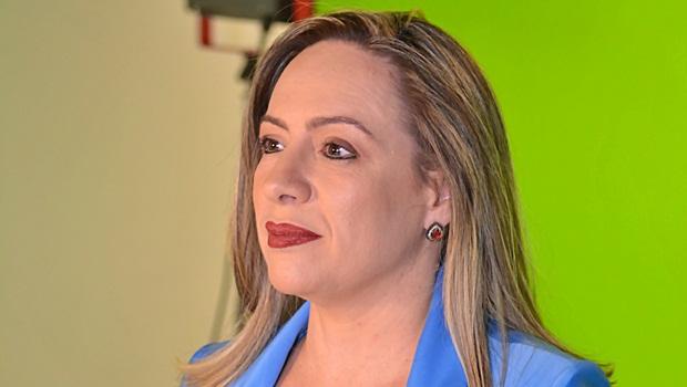 """""""Desespero de quem sabe que quem estará no 2º turno serei eu"""", diz Adriana sobre Vanderlan"""