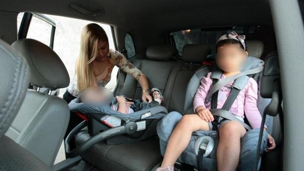 Acidentes no trânsito são principal causa de morte de crianças no Brasil