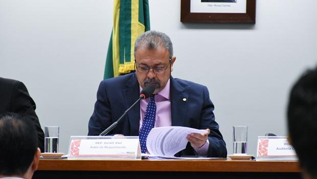 PSB do deputado federal Elias Vaz anuncia apoio a Maguito Vilela
