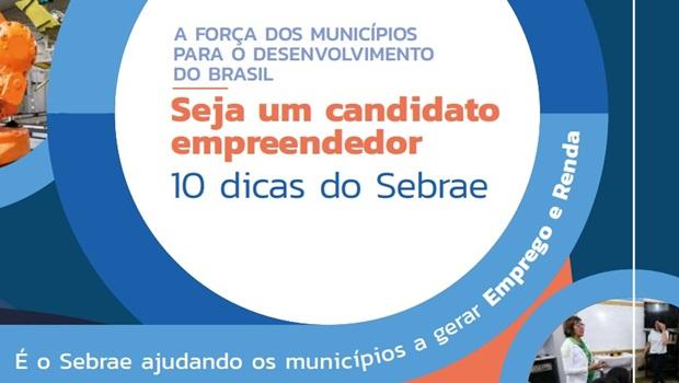Guia traz dicas para incentivar candidatos a valorizarem empreendedorismo nas eleições