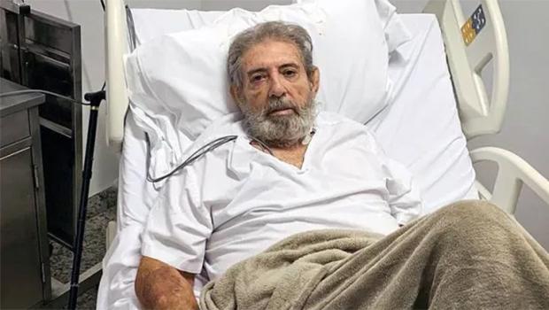 João de Deus é encaminhado ao Hospital Sírio Libanês, em Brasília, após mal-estar