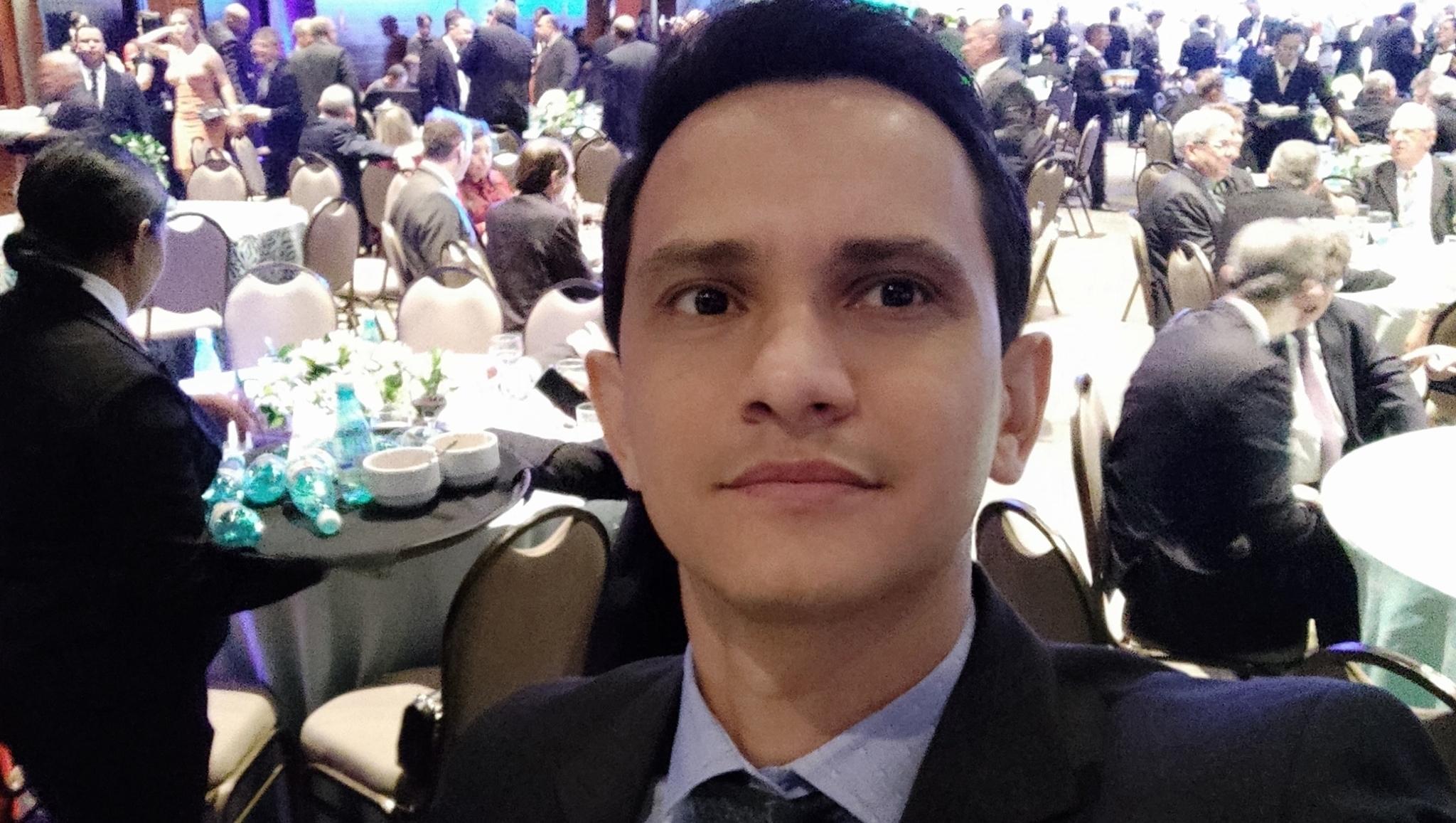 Magno Silvestre é o novo vice de Fernando Pellozo em Senador Canedo