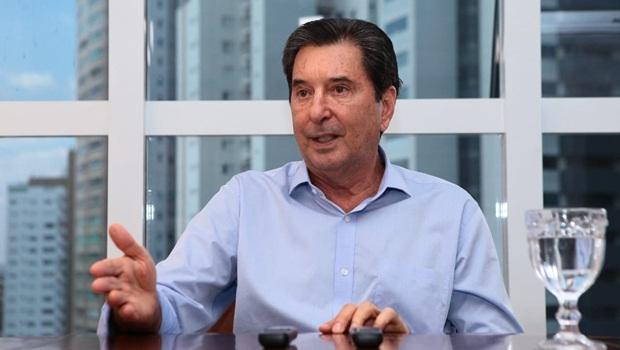 Aposentadoria de Maguito Vilela era do INSS e não do Senado