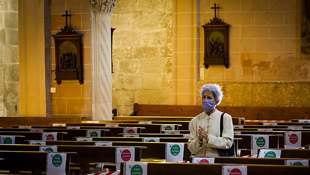AGU defende no Supremo suspensão de decretos que proíbam cultos e missas no país