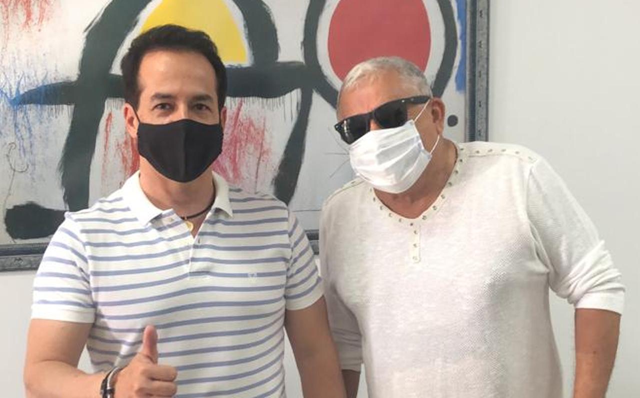 Vice-presidente do Avante em Aparecida deixa cargo para apoiar Gustavo Mendanha