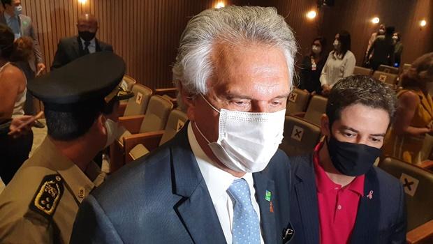 Caiado é aprovado por 61% dos goianienses, aponta pesquisa